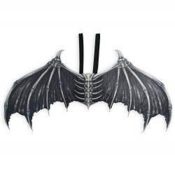 Flügel Halloween Dämonen Zombie