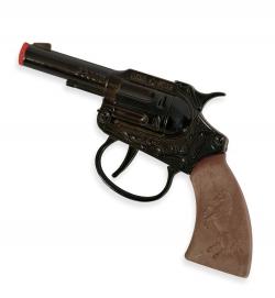 Pistole Scout, 100-Schuß, (100er-Band Munition) ca. 13 cm Länge