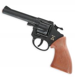 Revolver Pistole Colt Waffe Ringo 8-Schuss ca. 20 cm Länge