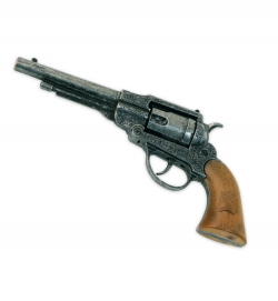 Cowboy Revolver antik