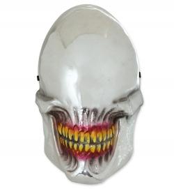 Spiegelmaske Alien Halbmaske