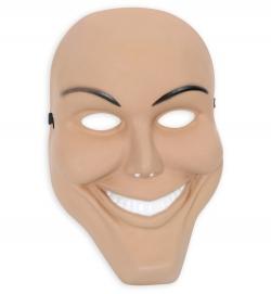 Maske Smile Halbmaske