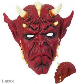 Vollkopf Maske Teufel