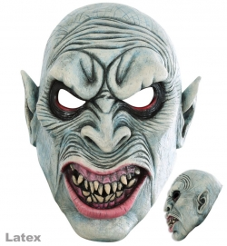 3/4 Maske Horror, Latex