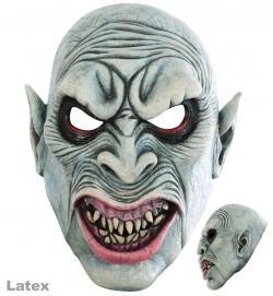 3/4 Maske Horror, Latex
