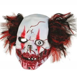 Maske Blutiger Horror Clown