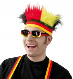 Deutschland Fan Stirnband