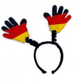 Deutschland Hände Haarreif