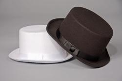 Faschingshut Zylinder - Hutgröße 59