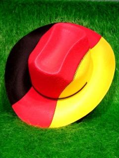 Cowboyhut Deutschland Fanartikel