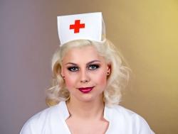 Schwesternhäubchen Krankenschwester