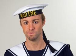 Marinemütze Matrosenmütze Seemann