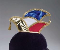 Miniaturmütze Prinzenmütze Prunkmütze Schiffchen