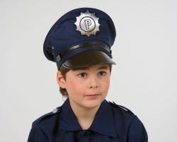 Polizeimütze für Kinder