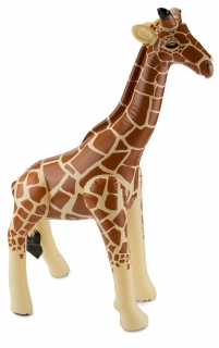 Giraffe aufblasbarer