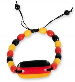 Deutschland FAN Armband verstellbar
