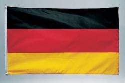 Fanartikel Fahne Bundesrepublik Deutschland 90 x 150 cm
