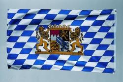 Fanartikel Fahne Freistaat Bayern 90 x 150 cm