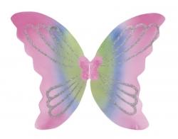 Schmetterlingflügel Elfenflügel, 46x44 cm