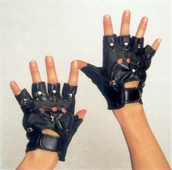 Punkhandschuhe