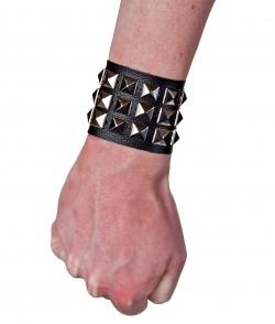 Nietenarmband Punker Armband