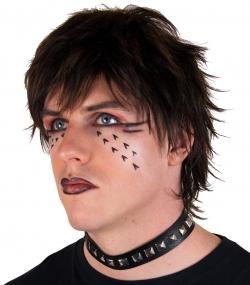 Nietenhalsband Punker Halsband