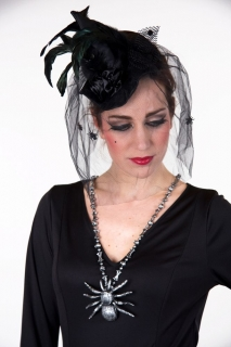 Halskette Spinne Tarantel