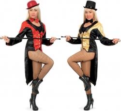 Kostüm Pailletten Frack