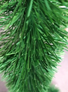 Grasgirlande, grün, 20m