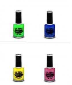 Neon-UV-Nagellack, 12 ml