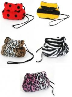 Handtasche passend zum Tierkostüm